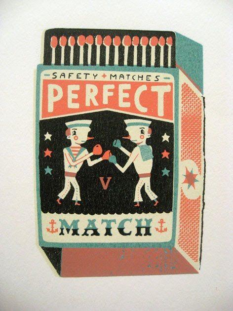 Tom Frost Matchbox Illustrations