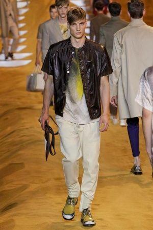 Fendi Menswear Spring Summer 2014 Milan via nwf.sh/13036HU
