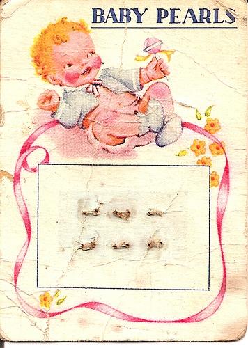 Button card