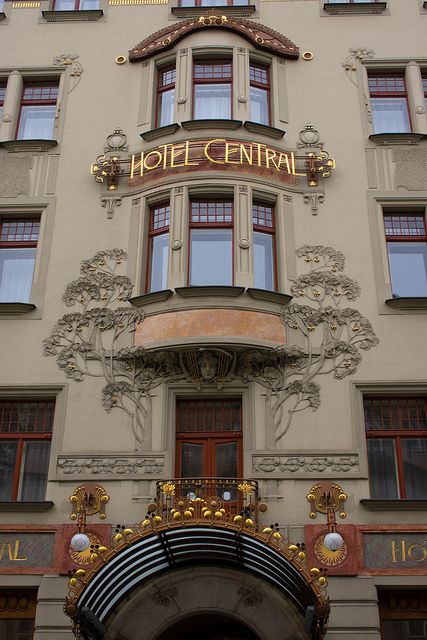 Hotel Central, Prague, Czech Republic