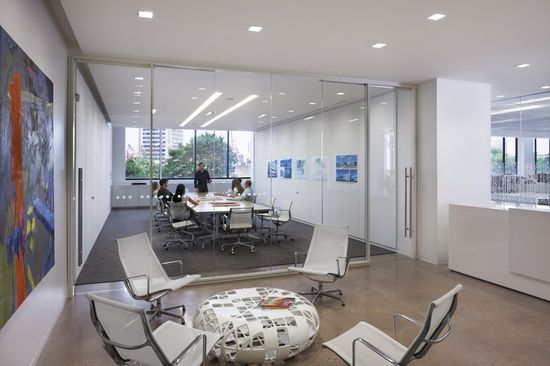 Gensler Modern Office Design in Baltimore, MD