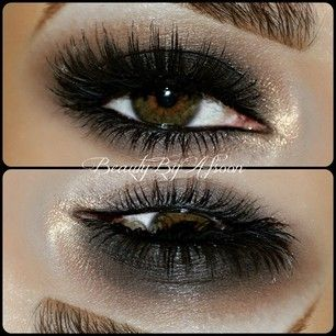 beautiful eye #makeup