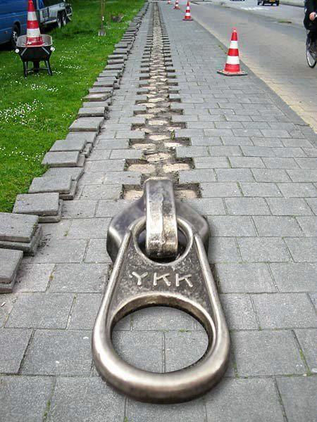 Street Zipper...