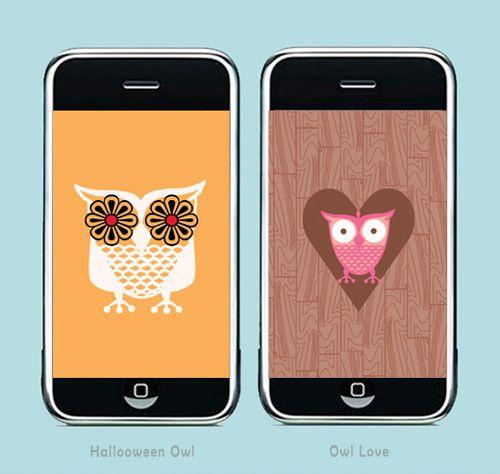 owl iPhone wallpaper free!