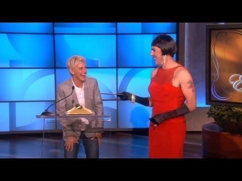 Who Made #Ellen Laugh - #funny