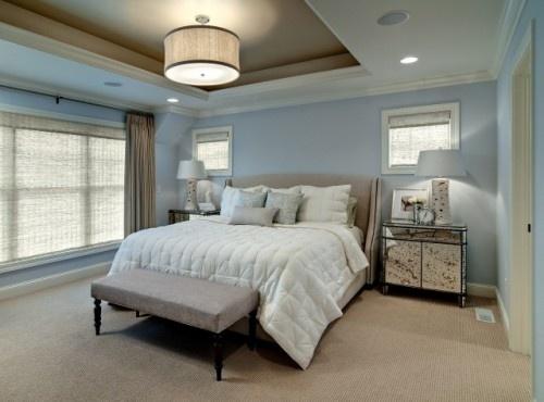 Master Bedroom contemporary bedroom