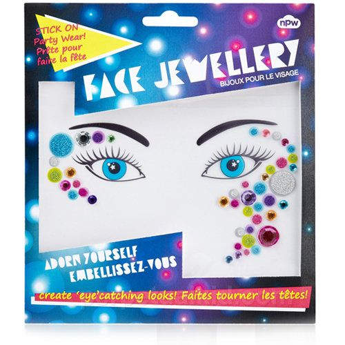 FACE JEWELRY