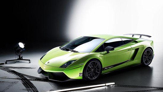 Gallery < LP 570-4 Superleggera < Gallardo < Models < Automobili Lamborghini S.p.A.