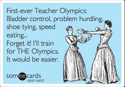 But teachers have it SO easy.