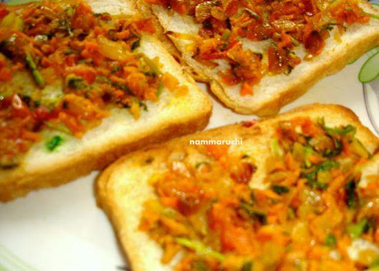 Namma Saviruchi: Iyengar Bakery Toast
