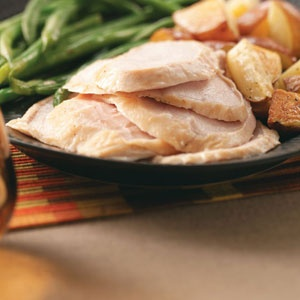 Thanksgiving Recipes for the Slow Cooker from Taste of Home, including Moist & Tender Turkey Breast Recipe
