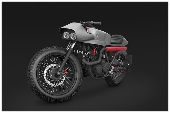 Yamaha Scorpio - Thrive Motorcycles