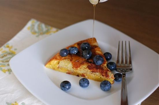 Recipe: Whole-Wheat Oven Pancake