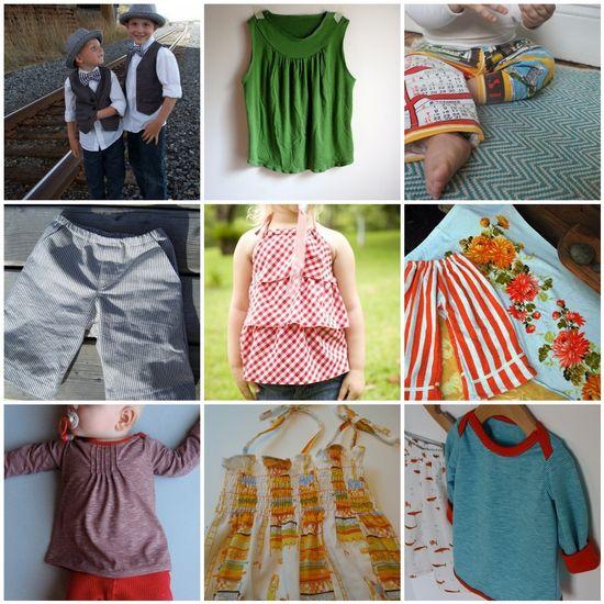 kids clothes tutorials