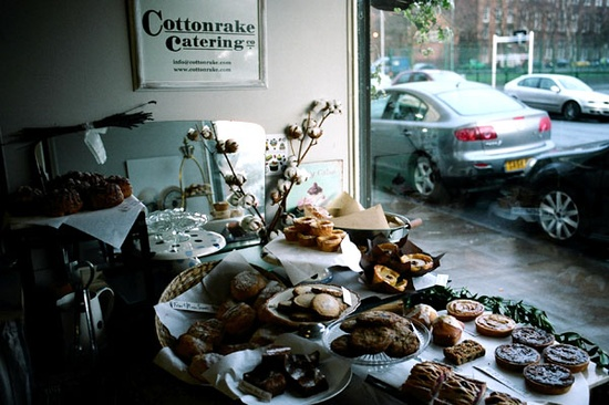 Cottonrake Catering ~ Glasgow