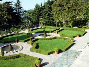 italian garden design