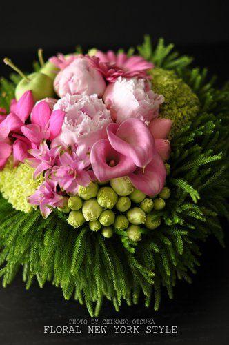 Fresh Flower Arrangement #20 by FLORAL NEW YORK, via Flickr