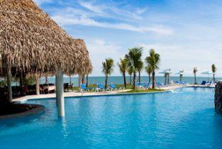 Sheraton Bijao Beach resort, Panama