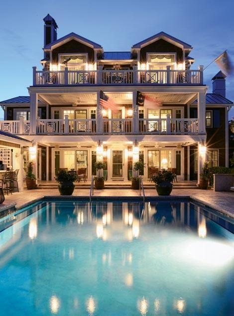 Ocean Memories: The Vanderburgs' dream house captures vacations of youth