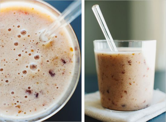 COCO BANANA DATESHAKE - SPROUTED KITCHEN - A Tastier Take on Whole Foods