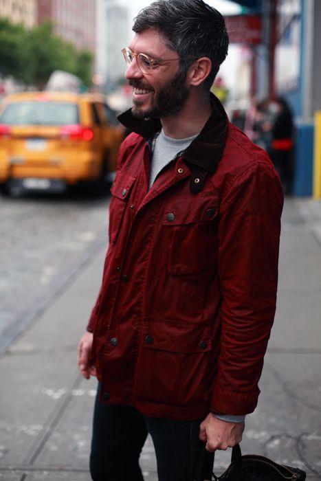 I like this coat for men.