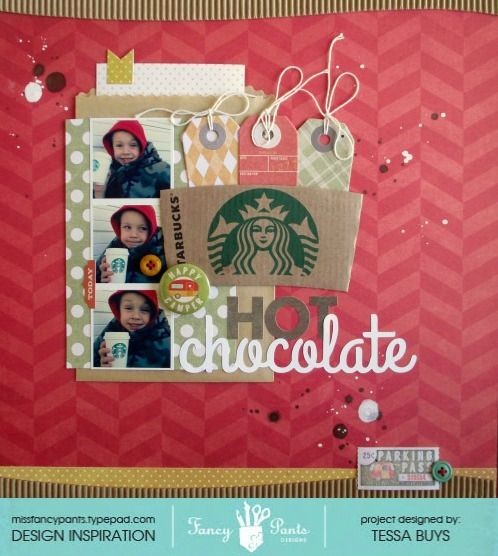 Hot Chocolate - Scrapbook.com