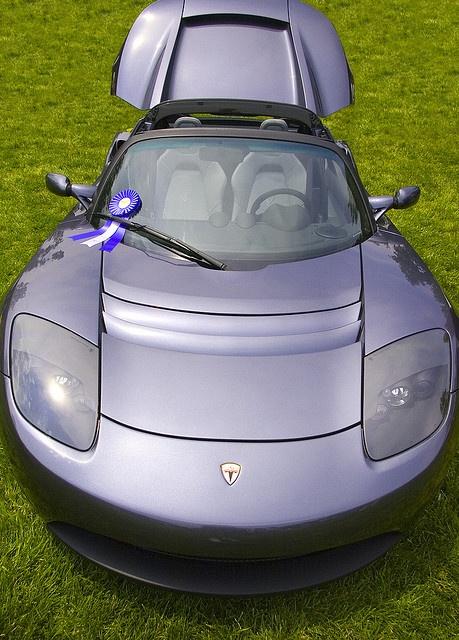 Tesla - Electric Sports Car