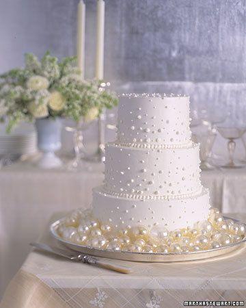 Bubble Wedding Cake