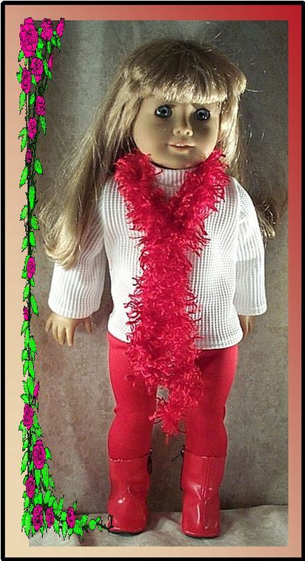 Doll Clothes fit 18 inch American Girl by DressYourDollinStyle,