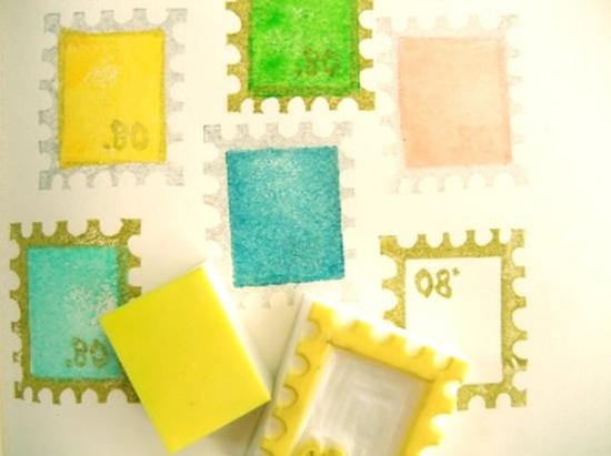 stamps  etsy shop   talktothesun