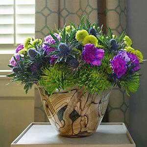 Autumn #Flower Arrangement