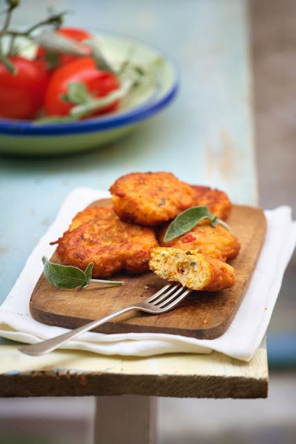 Amateur Cook Professional Eater - Greek recipes cooked again and again: PUMPKIN SEASON: Kolokoudi - Traditional savoury pumpkin fritters wit...