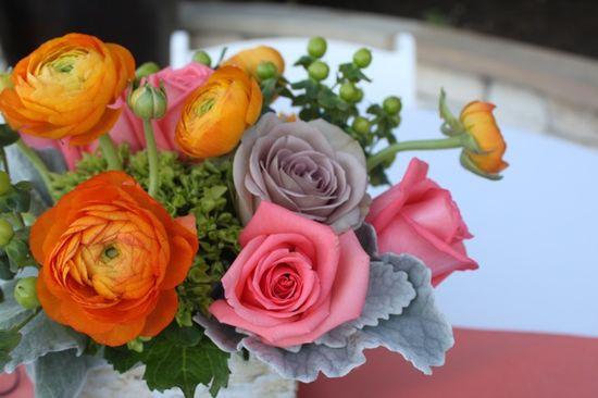 the shockingly beautiful flowers