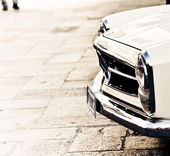 Merc SL 1970