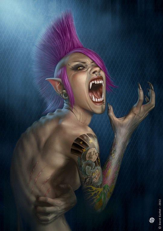 Worst Nightmare by David Gaillet