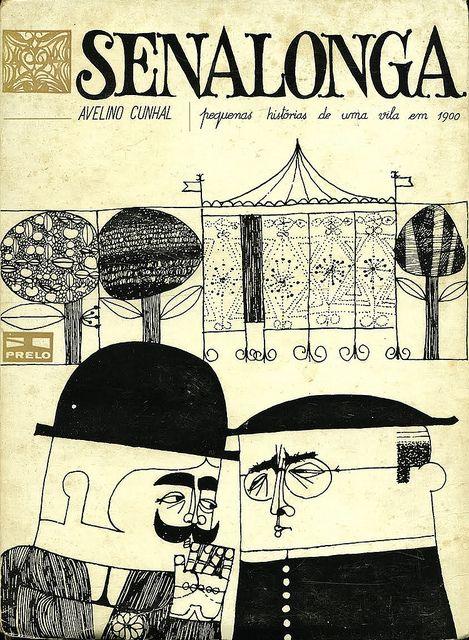 10 Cover by Miguel Flávio for Cunhal, Senalonga (1965) ?