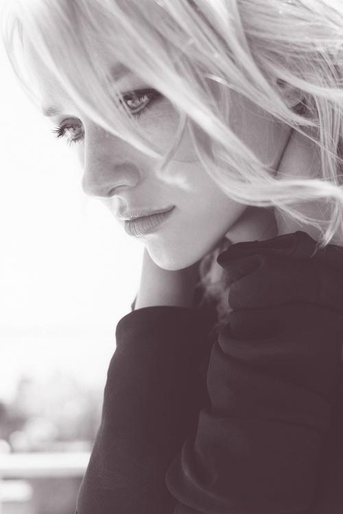 Naomi Watts Photographed by Ellen von Unwerth