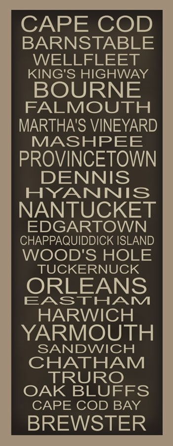 Cape Cod :)