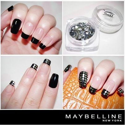 #NailArt #ColorShow #DIY #Fashion #MaybellineNY