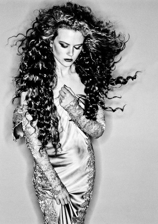 Nicole Kidman by Stephanie Prfiender Stylander.