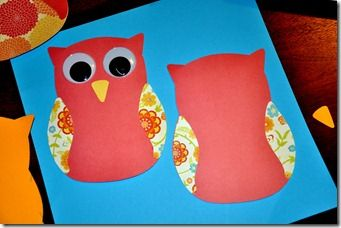 Guess Whooo's 4 … An Owl Birthday Party
