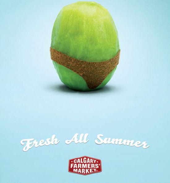 Funny Ads: Fresh All Summer