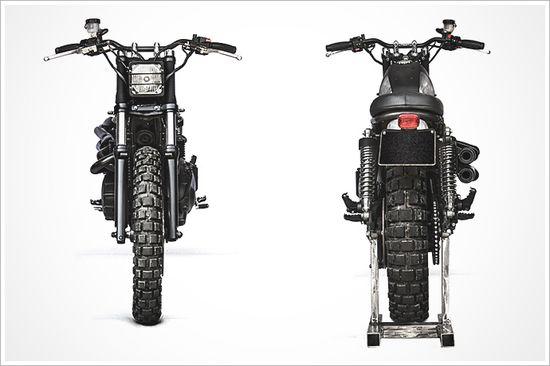Triumph Scrambler 'A.R.D' - Anvil Motociclette - Pipeburn - Purveyors of Classic Motorcycles, Cafe Racers & Custom motorbikes