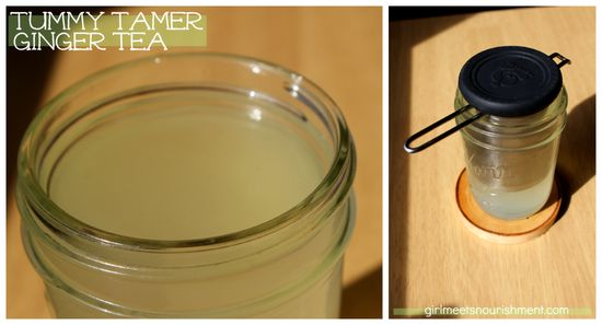 Health Benefits of Ginger + Tummy Tamer Ginger Tea - Girl Meets Nourishment