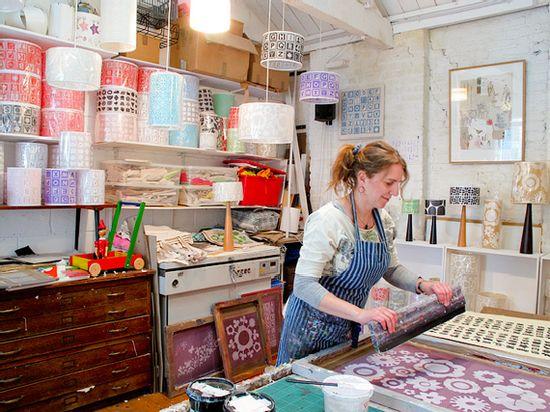 Great fabric designer @Helen Palmer Rawlinson
