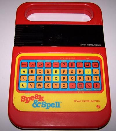 Speak N' Spell