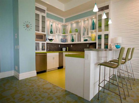 15 Inspiration Kitchen Floor Designs...