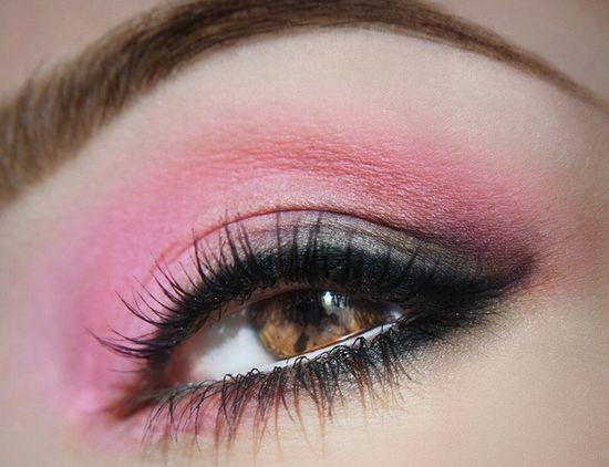 Back to School Eye Makeup