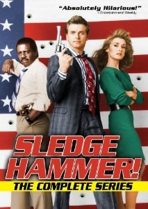 Sledge Hammer! The Complete Series: David Rasche, Harrison Page, Anne-Marie Martin, Bill Bixby, Charles Braverman, Jackie Cooper: Movies & TV