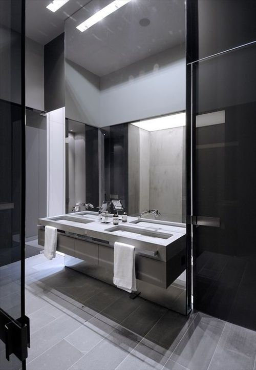 Modern Bathroom Design By A-cero
